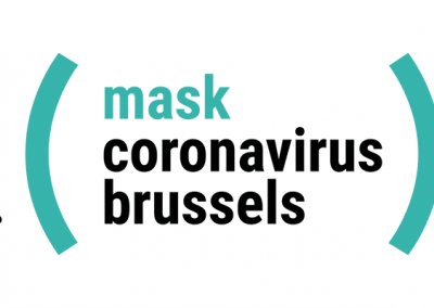 Mask coronavirus brussels