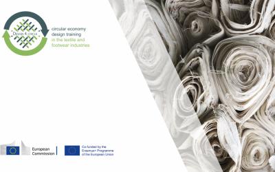 Design 4 Circle: Faciliter la transition du secteur du textile à l'économie circulaire