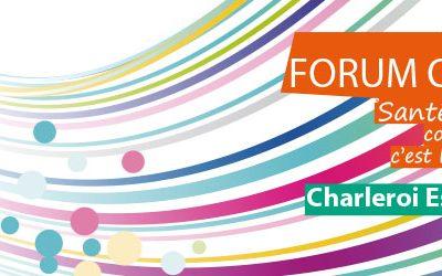 Forum Ouvert : « Santé Mentale: construire l'avenir c'est l'affaire de tous »