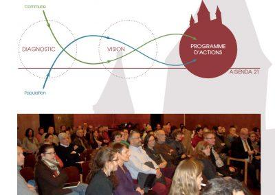AGENDA 21 A NIVELLES: Planifier les actions et synergies d'une commune plus durable