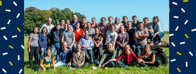 La fête de l'économie durable : Groupe One a 20 ans, EcoRes a 10 ans