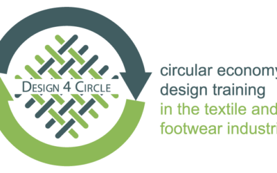 DESIGN 4 CIRCLE – Nouveau cours en ligne sur l'économie circulaire dans l'industrie du textile