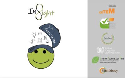 Appel à candidature ! Venez tester la nouvelle plateforme d'apprentissage en ligne INSIGHT pour devenir facilitateur de Symbiose Industrielle